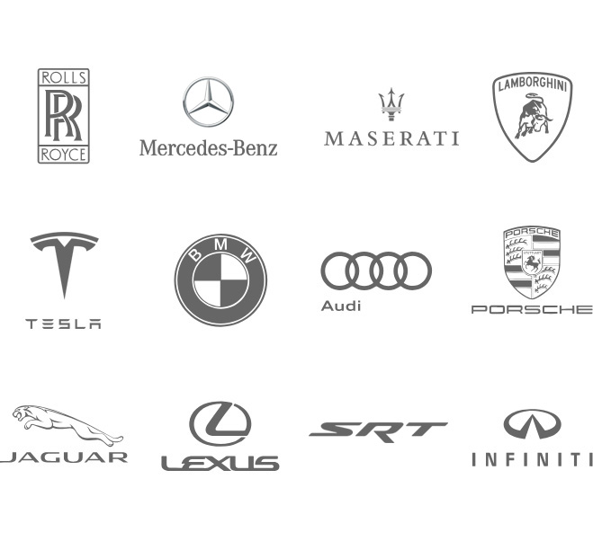 vehicle brand logos