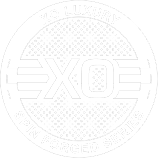 XO spin force logo